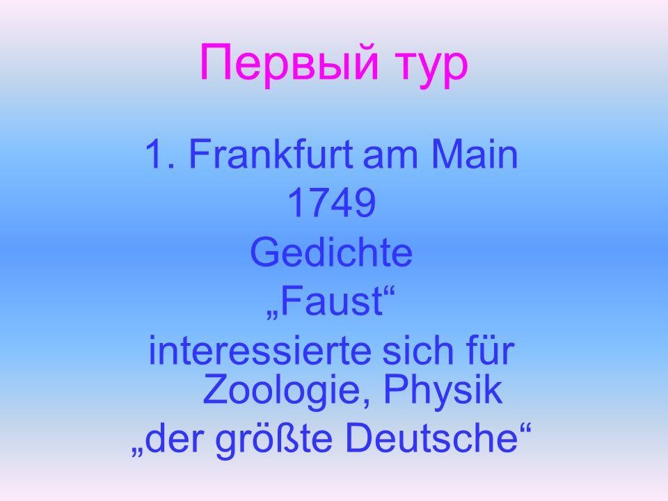 interessierte sich für Zoologie, Physik
