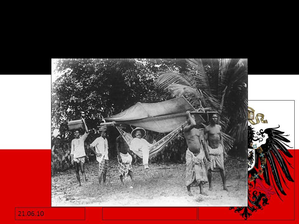Was ist eine Kolonialmacht