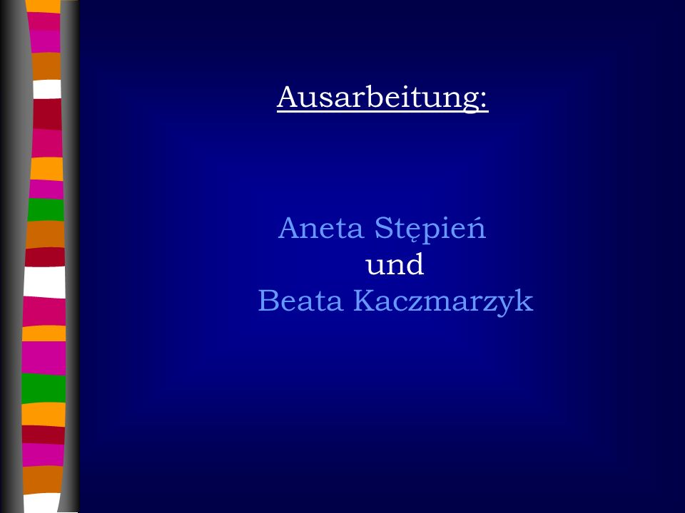 Aneta Stępień und Beata Kaczmarzyk