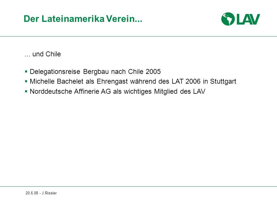 Der Lateinamerika Verein...