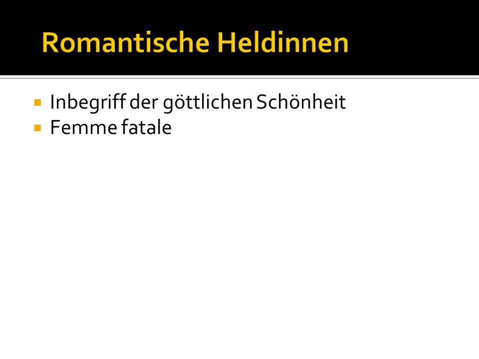 Romantische Heldinnen