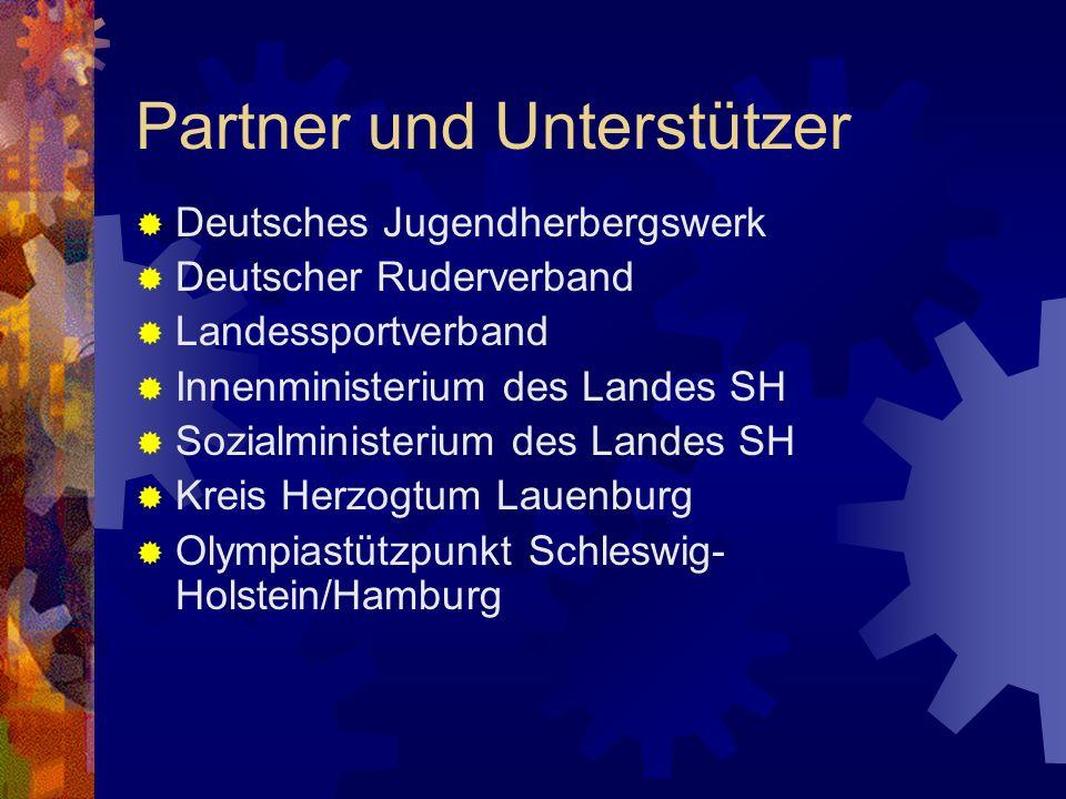 Partner und Unterstützer