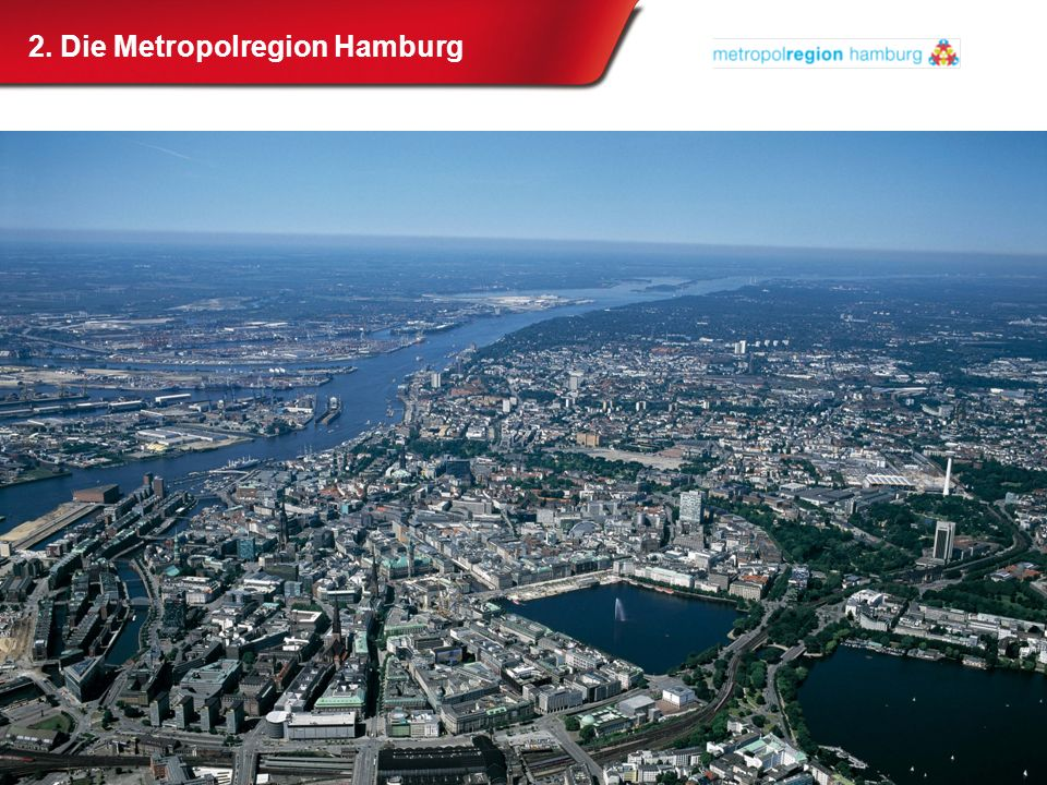 2. Die Metropolregion Hamburg