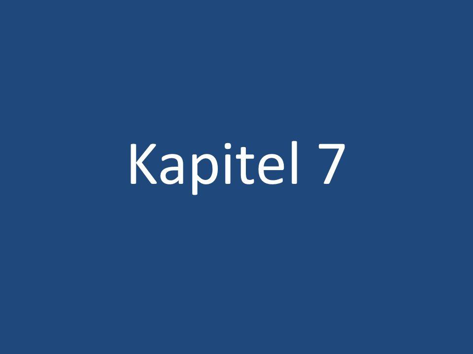 Kapitel 7