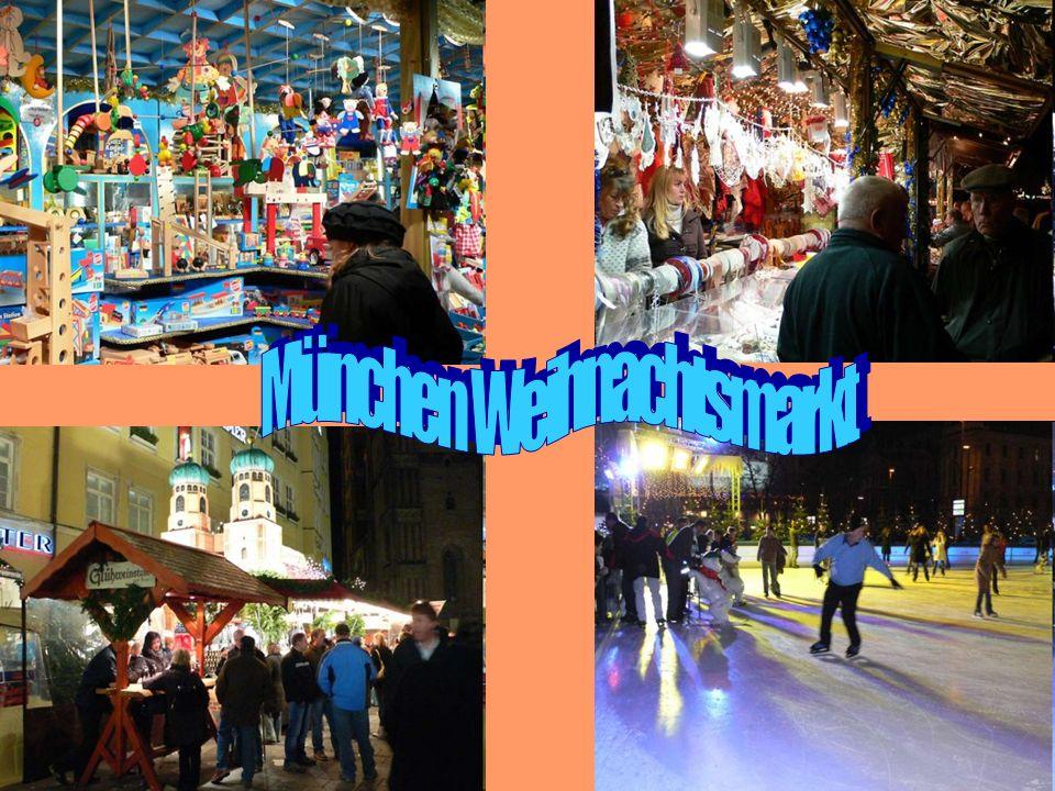 München Weihnachtsmarkt
