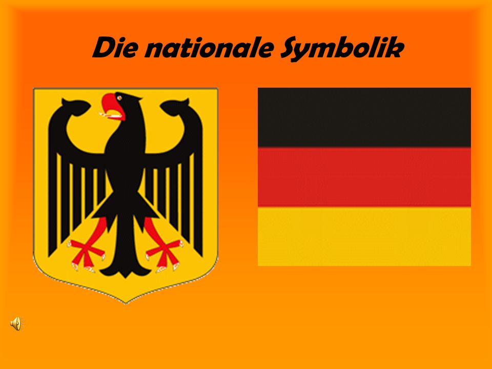 Die nationale Symbolik