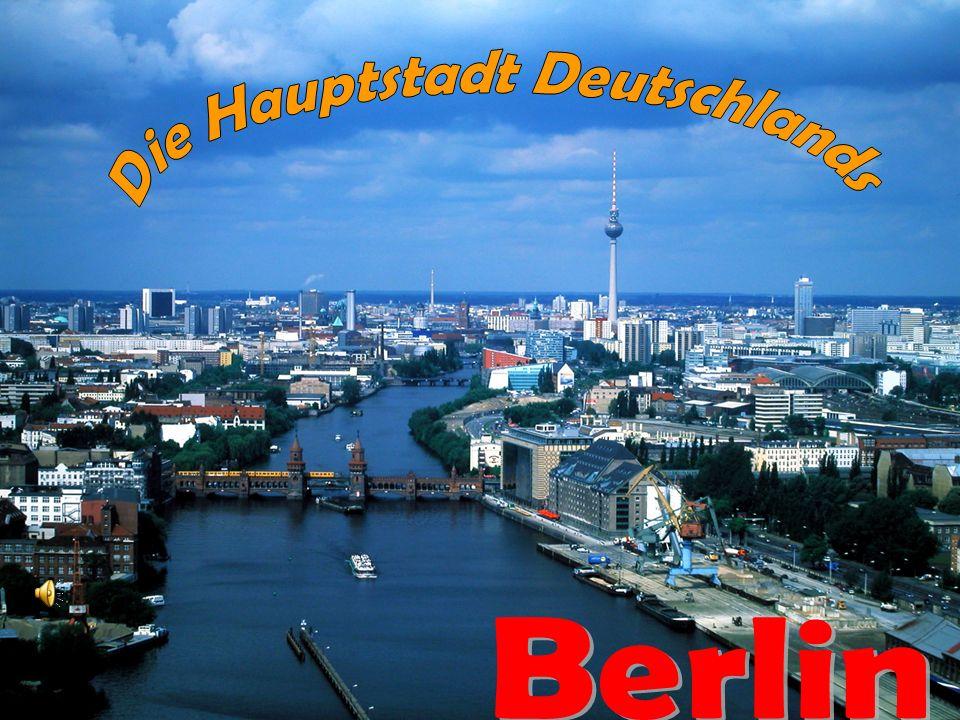 Die Hauptstadt Deutschlands