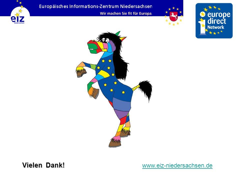 Vielen Dank! www.eiz-niedersachsen.de