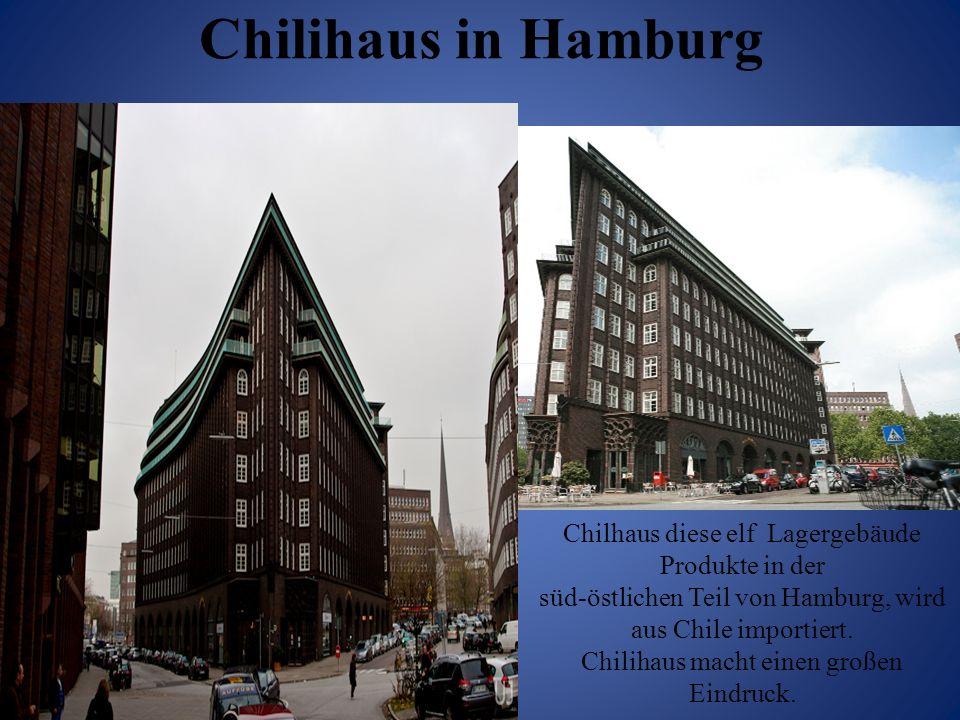 Chilihaus in Hamburg Chilhaus diese elf Lagergebäude Produkte in der