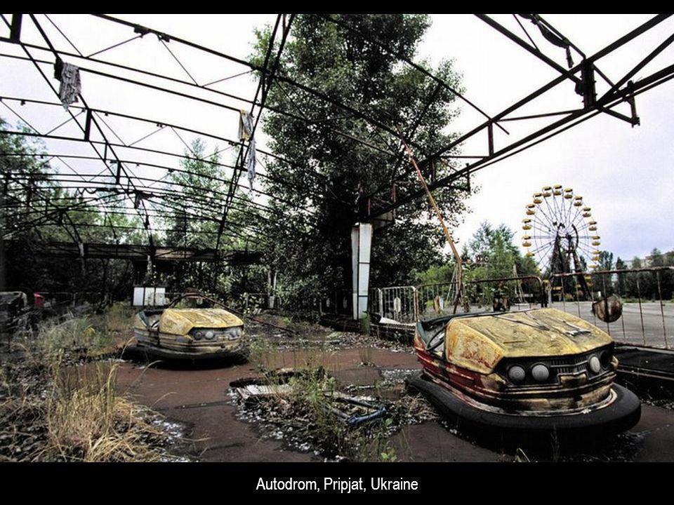 Autodrom, Pripjat, Ukraine