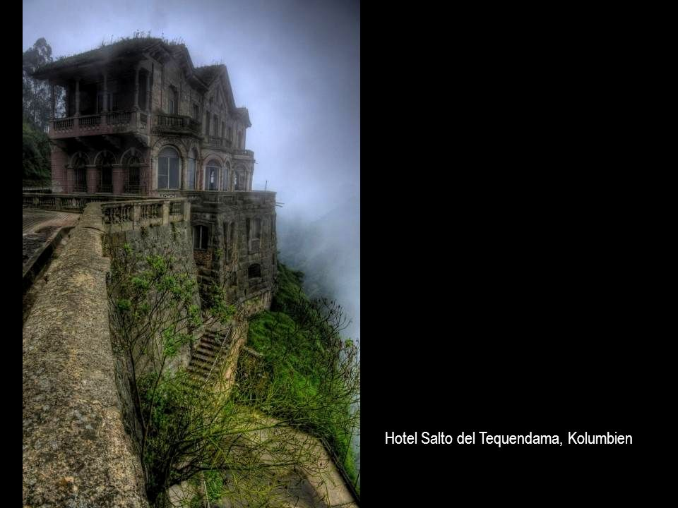 Hotel Salto del Tequendama, Kolumbien