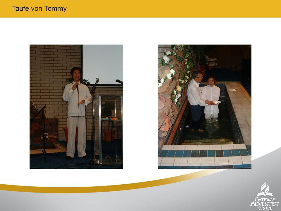Taufe von Tommy 34