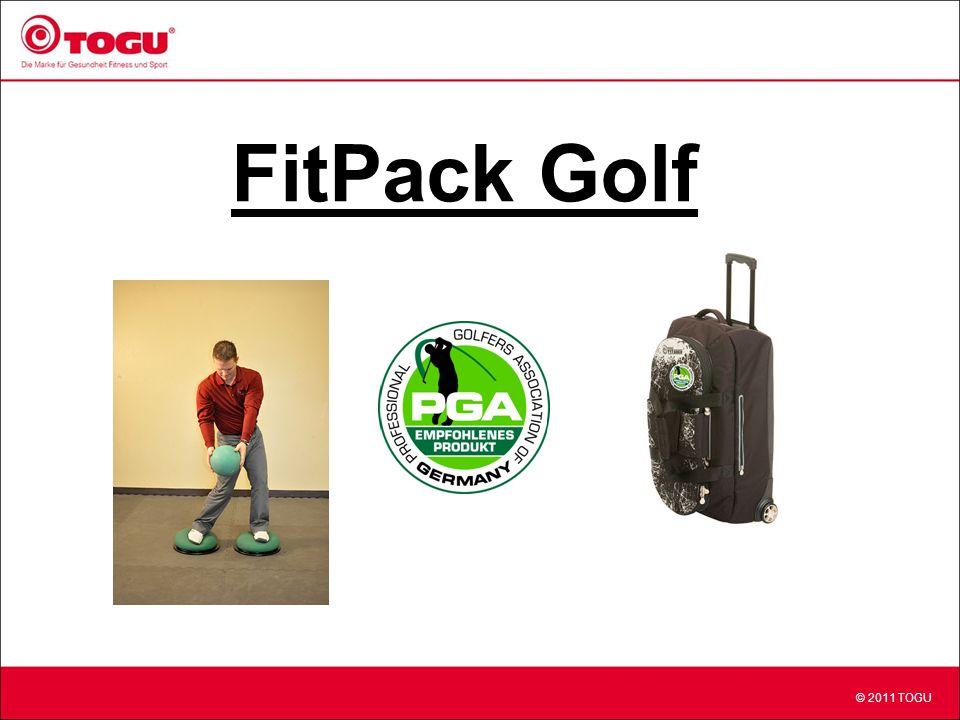 FitPack Golf © 2011 TOGU
