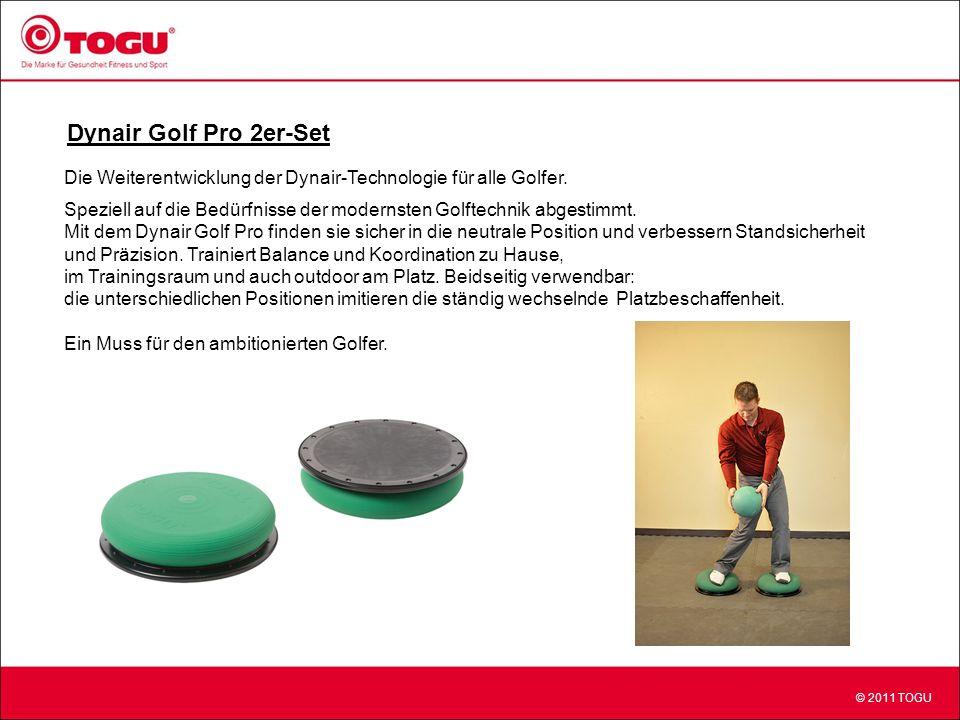 Dynair Golf Pro 2er-Set Die Weiterentwicklung der Dynair-Technologie für alle Golfer.