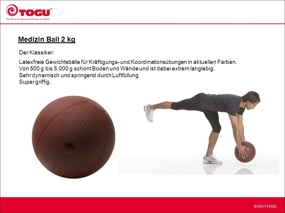 Medizin Ball 2 kg Der Klassiker:
