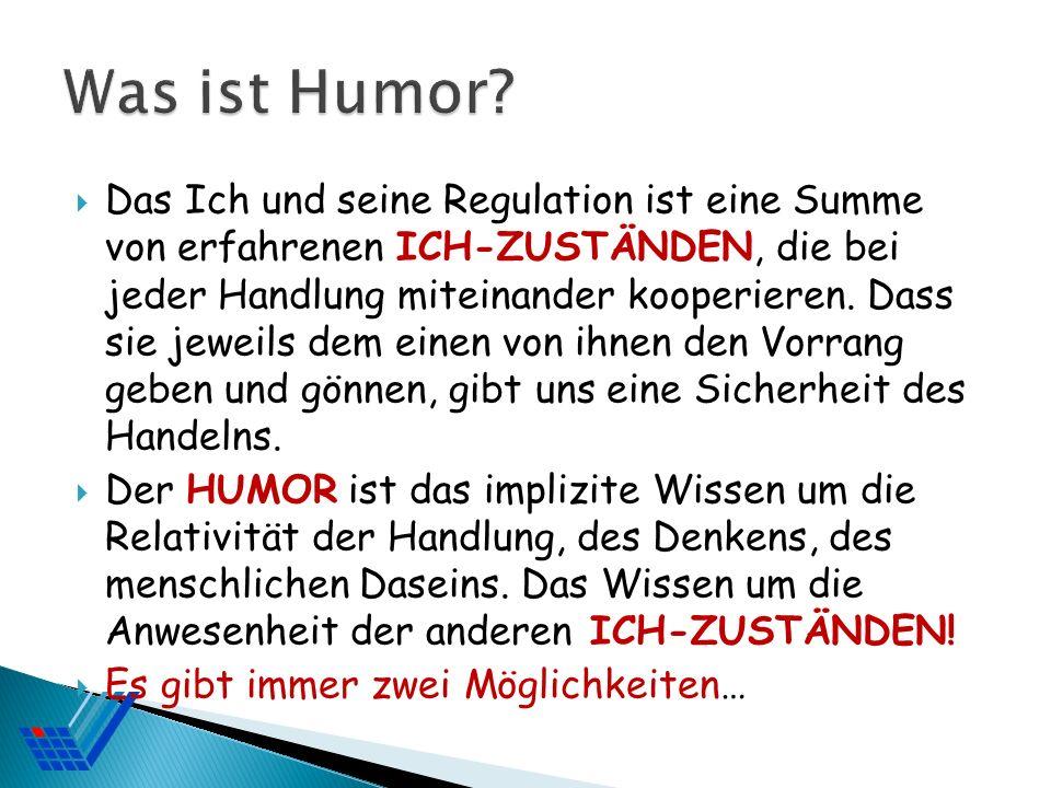 Was ist Humor