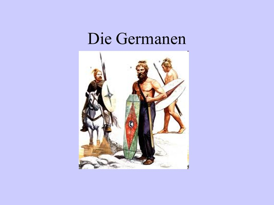 Die Germanen