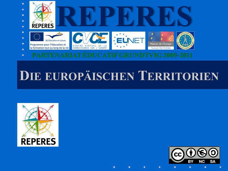 Die europäischen Territorien