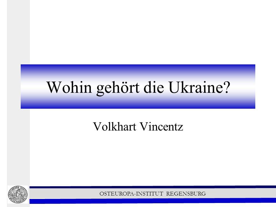Wohin gehört die Ukraine