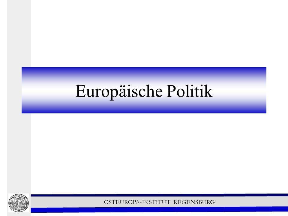 Europäische Politik