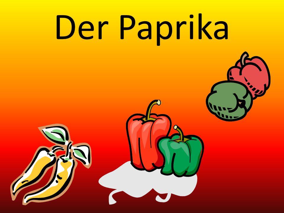 Der Paprika