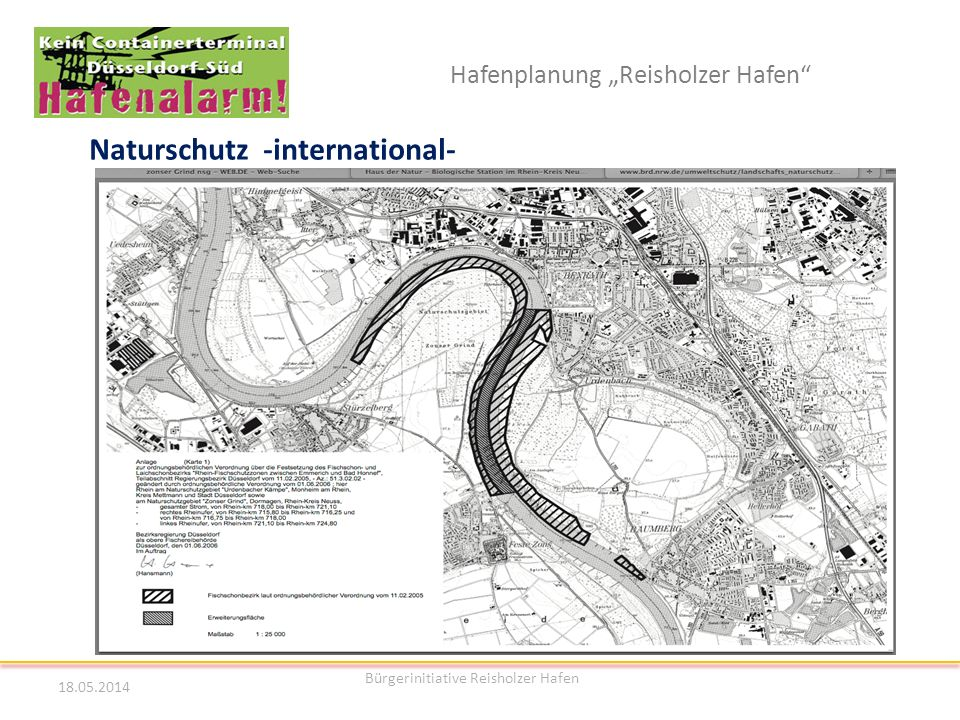 Naturschutz -international-