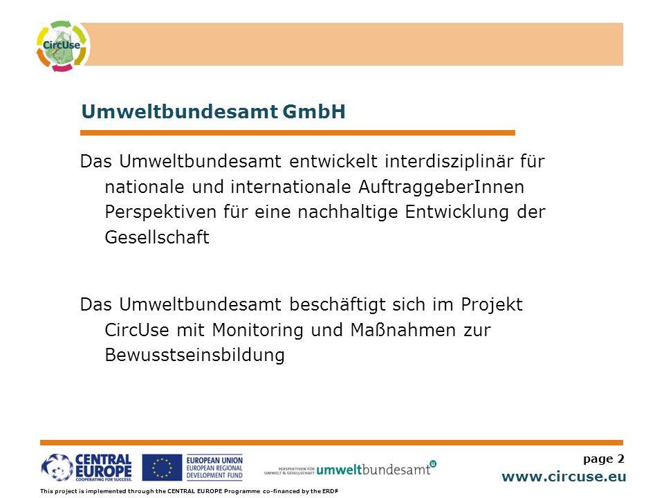 Umweltbundesamt GmbH