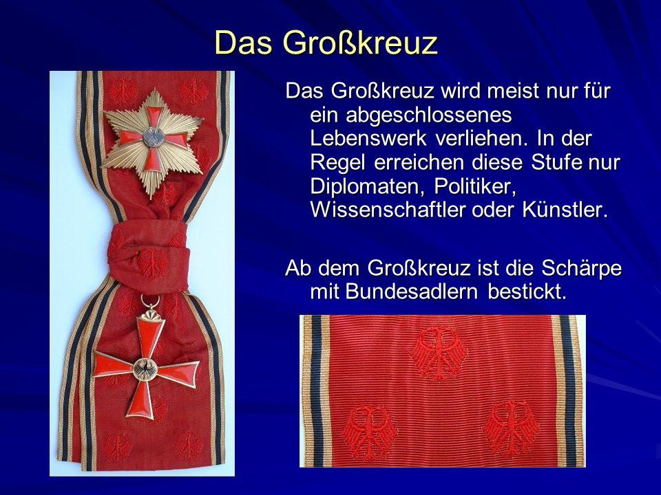 Das Großkreuz
