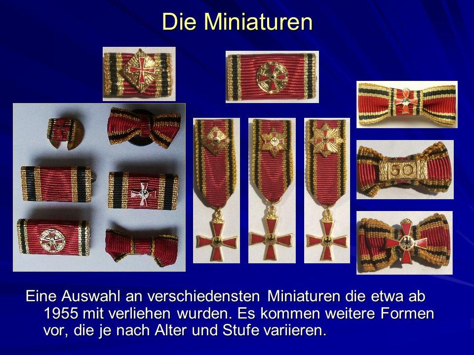 Die Miniaturen