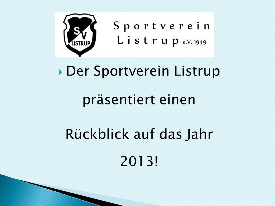 Der Sportverein Listrup