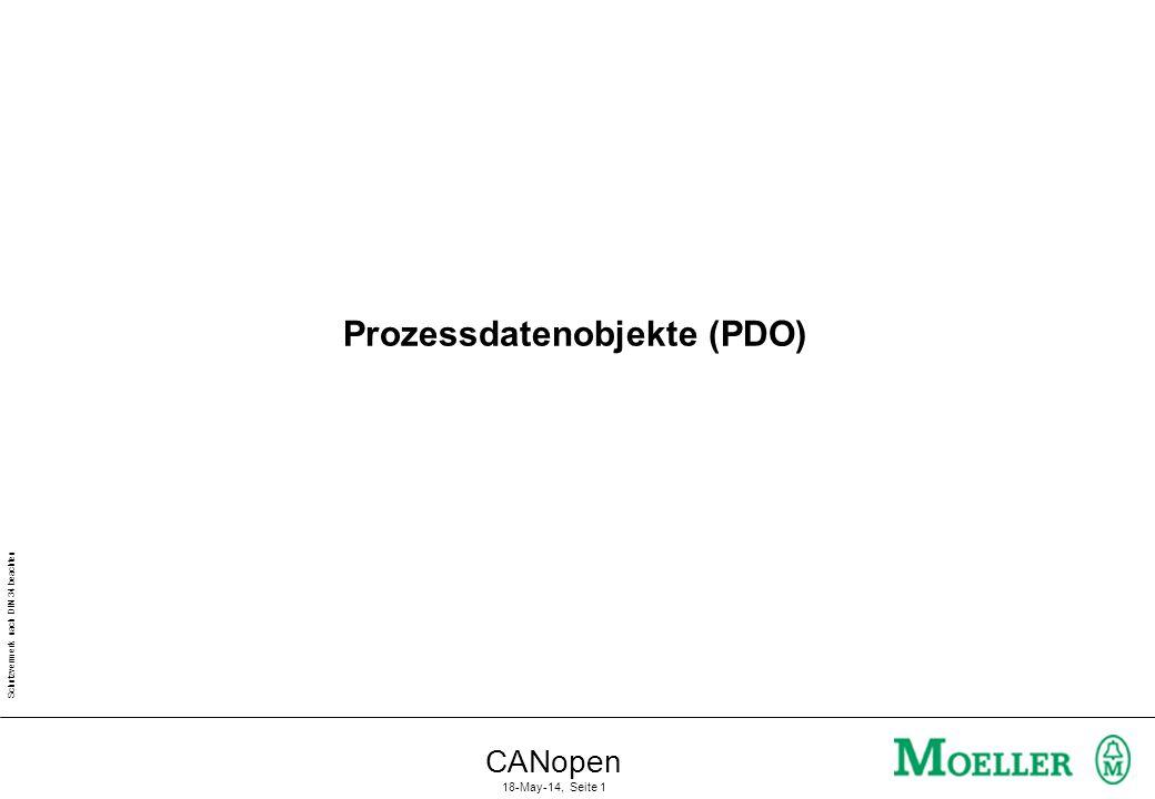 Prozessdatenobjekte (PDO)