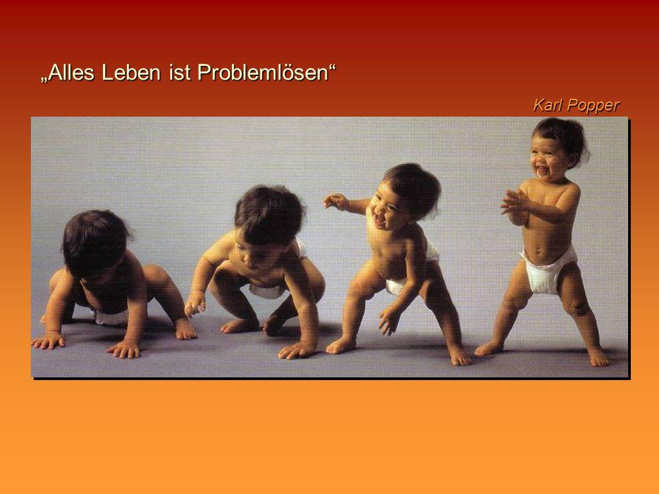 """""""Alles Leben ist Problemlösen"""