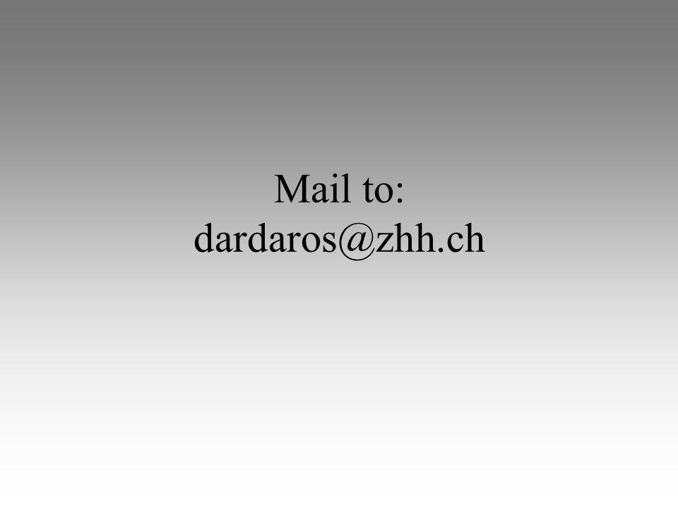 Mail to: dardaros@zhh.ch