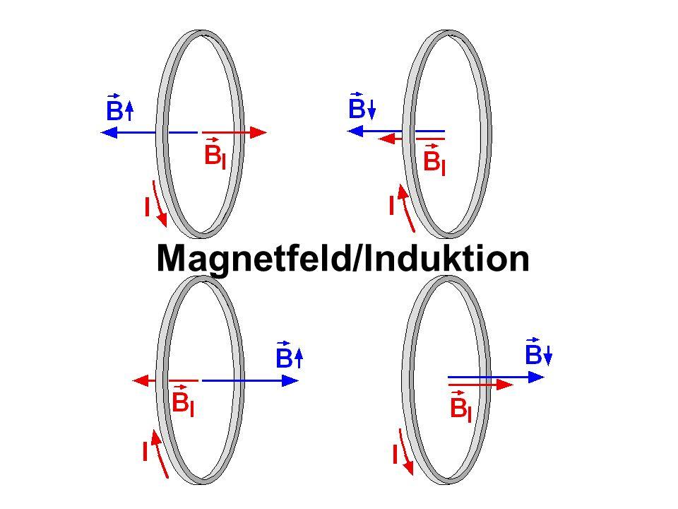 Magnetfeld/Induktion