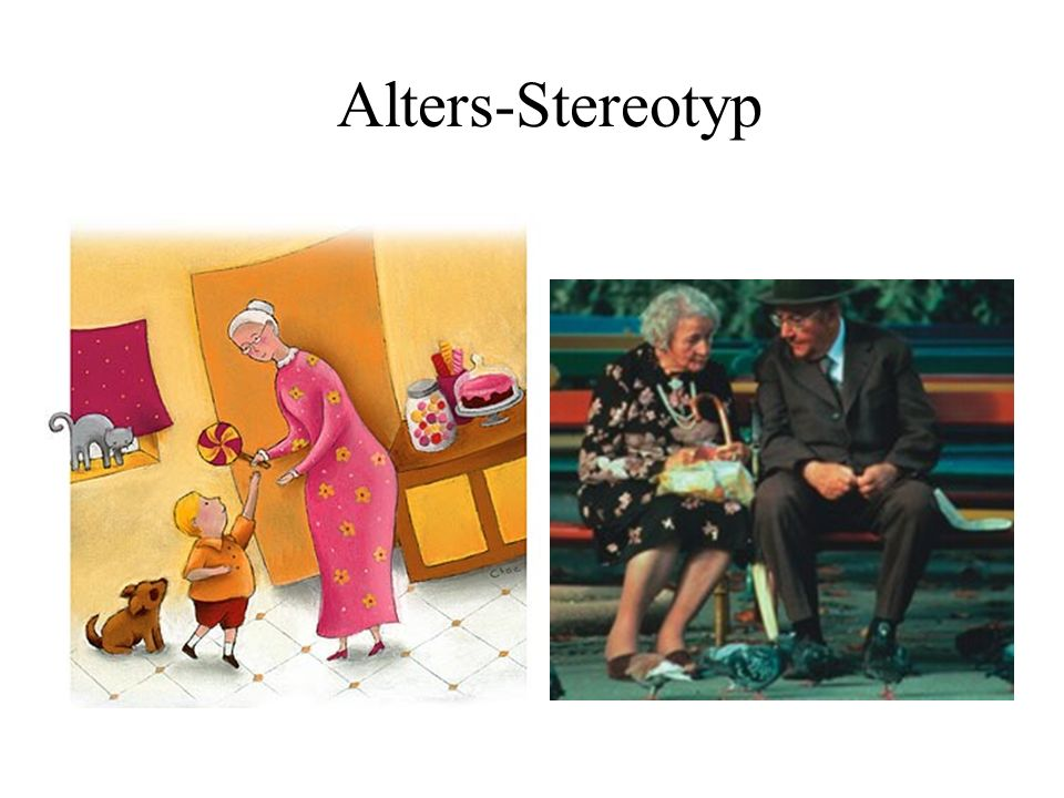 Alters-Stereotyp