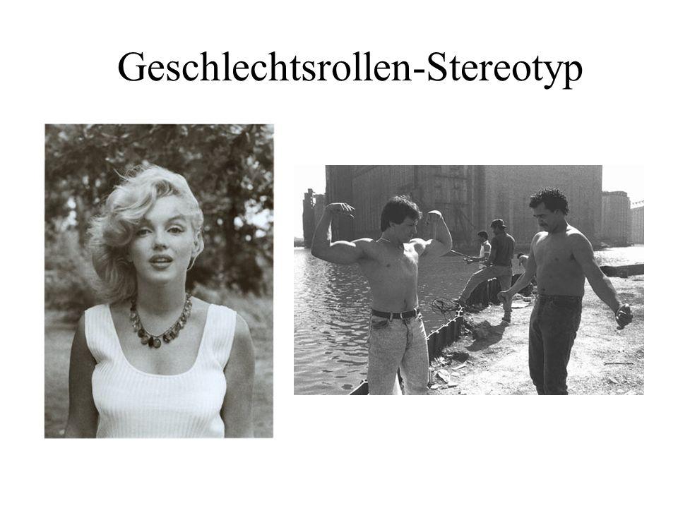Geschlechtsrollen-Stereotyp