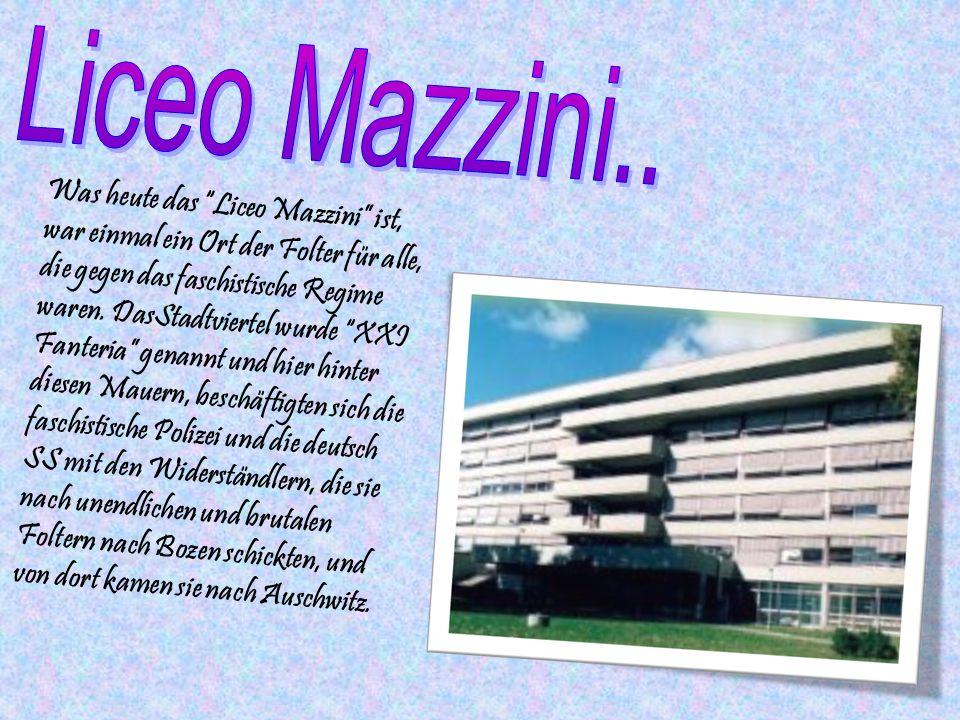 Liceo Mazzini..