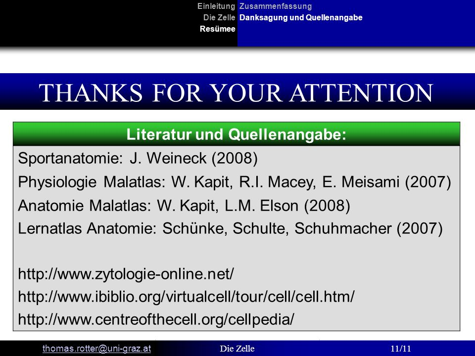 Literatur und Quellenangabe: