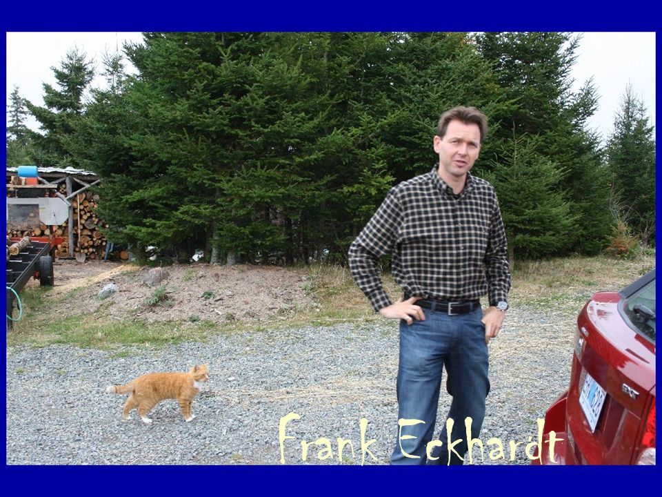 Frank Eckhardt