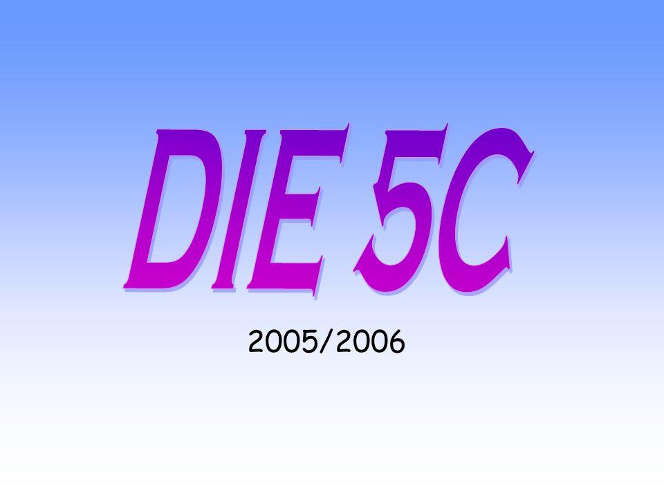 DIE 5C 2005/2006