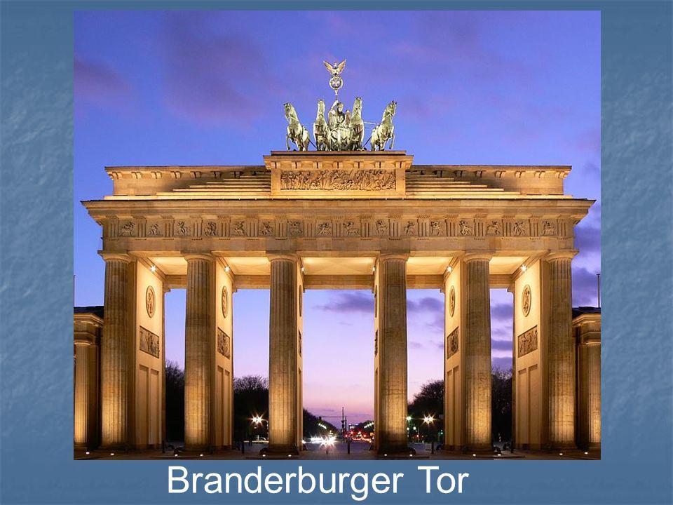 Branderburger Tor