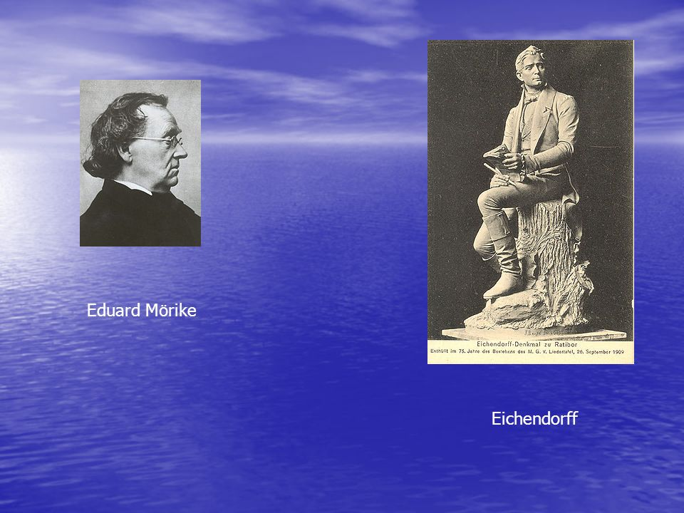 Eduard Mörike Eichendorff