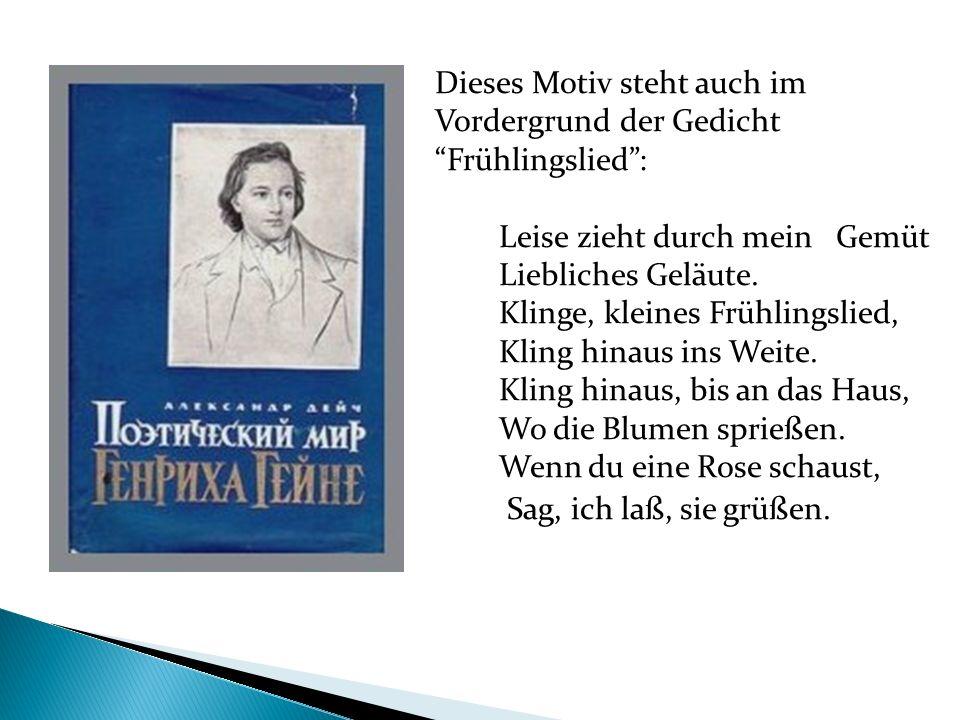 Frühlingslied :