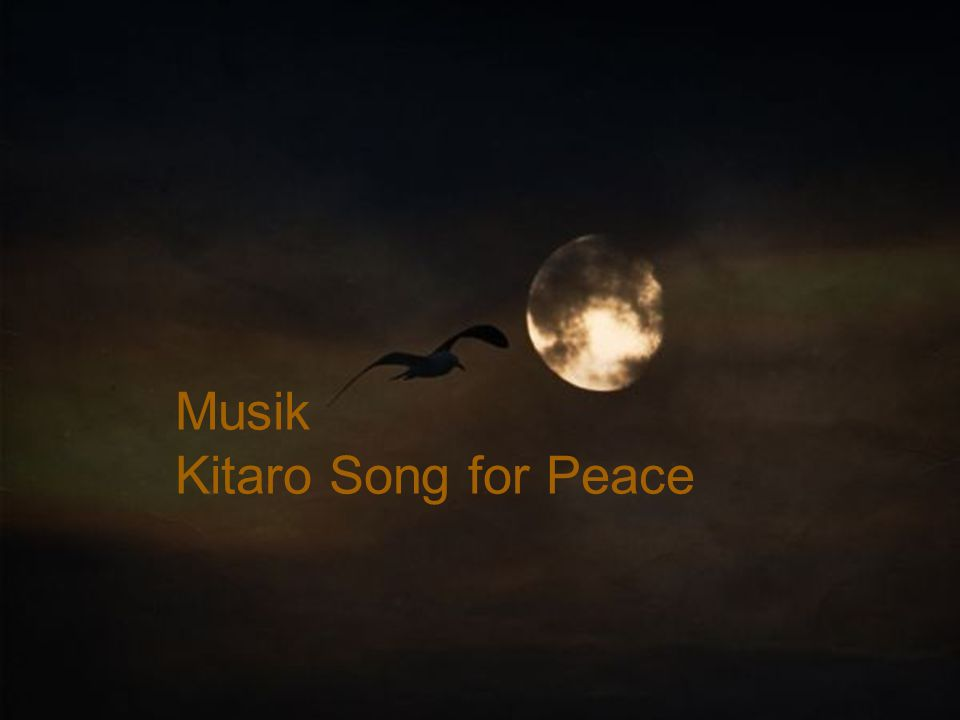 Musik Kitaro Song for Peace