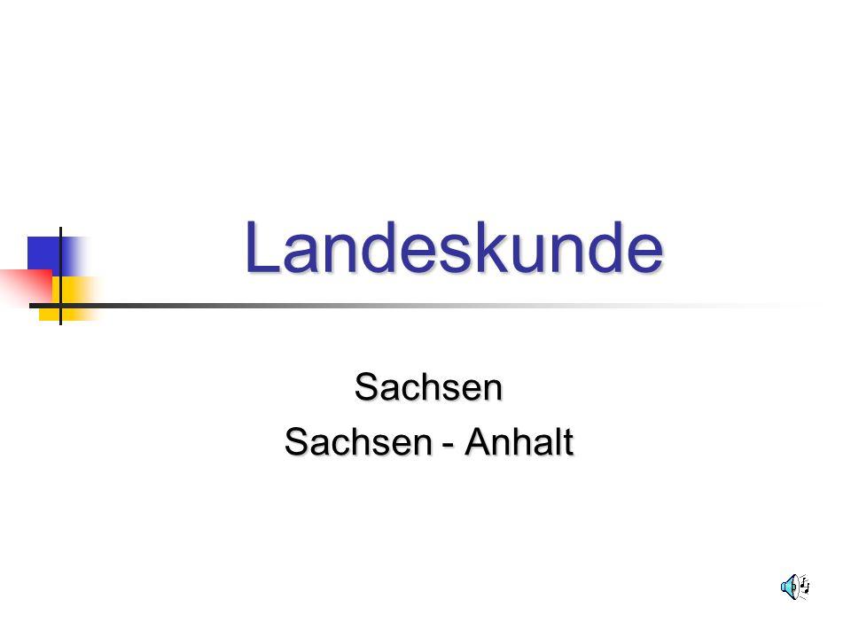 Sachsen Sachsen - Anhalt