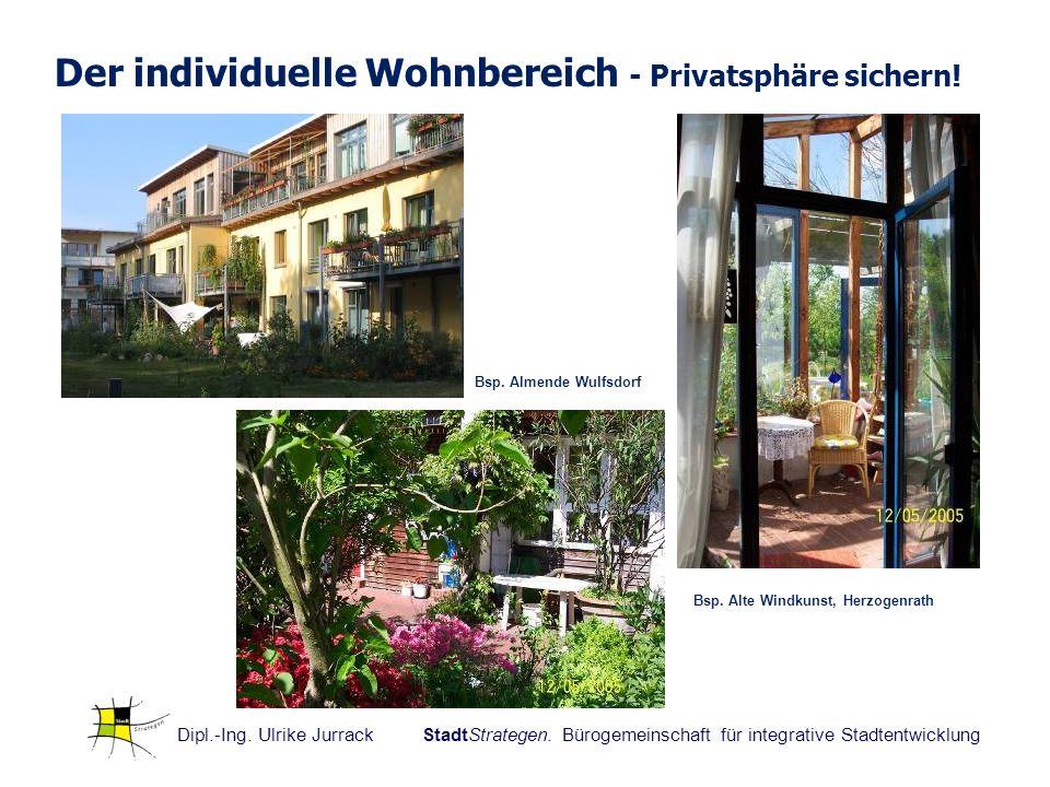 Der individuelle Wohnbereich - Privatsphäre sichern!