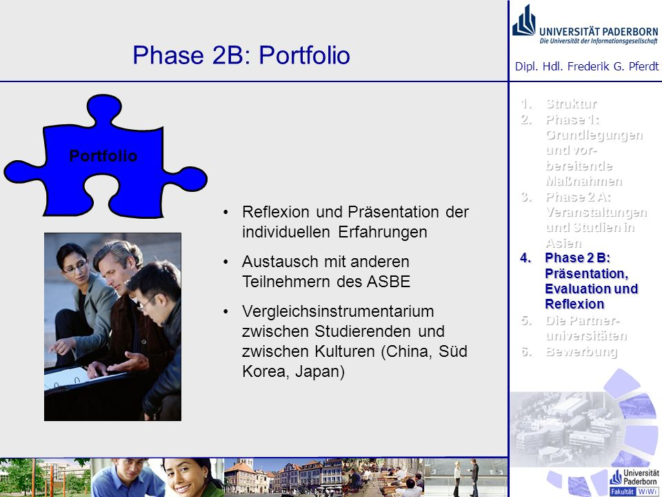 Phase 2B: Portfolio Portfolio