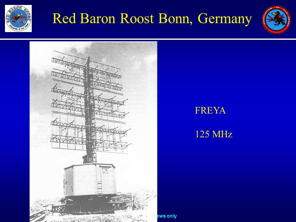 FREYA 125 MHz