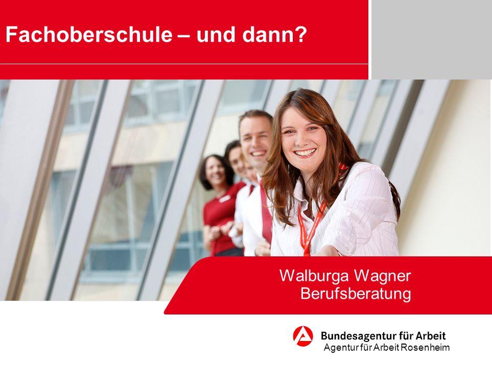 Walburga Wagner Berufsberatung