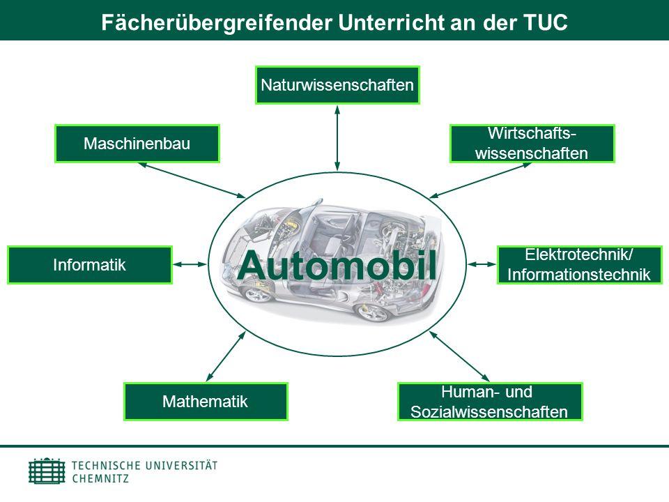 Fächerübergreifender Unterricht an der TUC